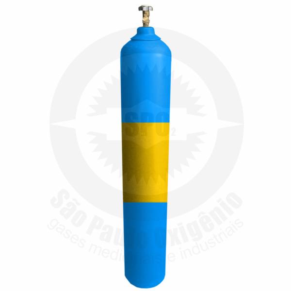 Cilindro de aço de 40 litros para ar comprimido