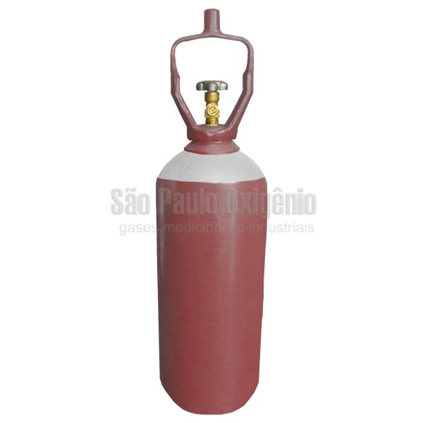 Cilindro de aço de 20 litros para Mistura C-25