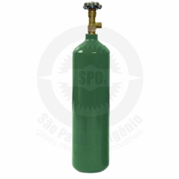 Cilindro de aço para oxigênio medicinal 03L