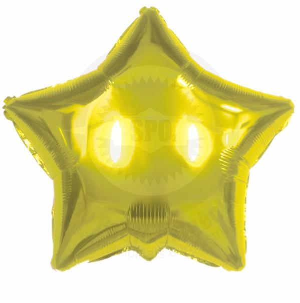 Balão de estrela metalizado 18