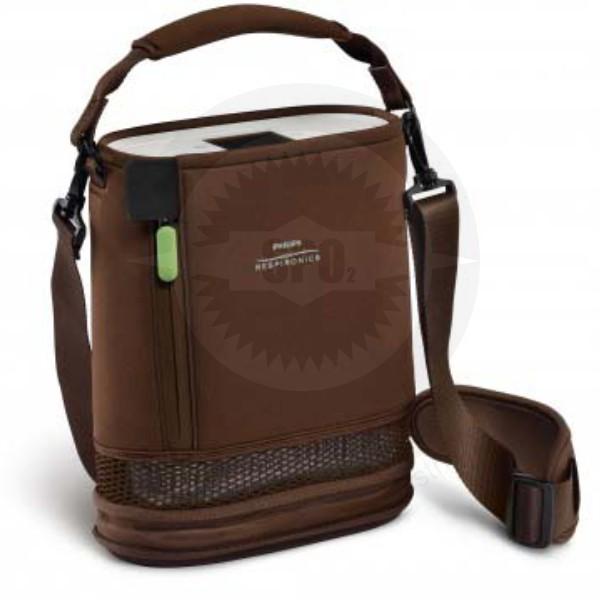 Concentrador de oxigênio portátil - SimplyGo Mini Philips - Bivolt