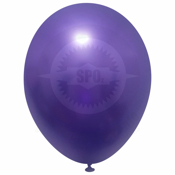 Balão de Látex Alumínio 9