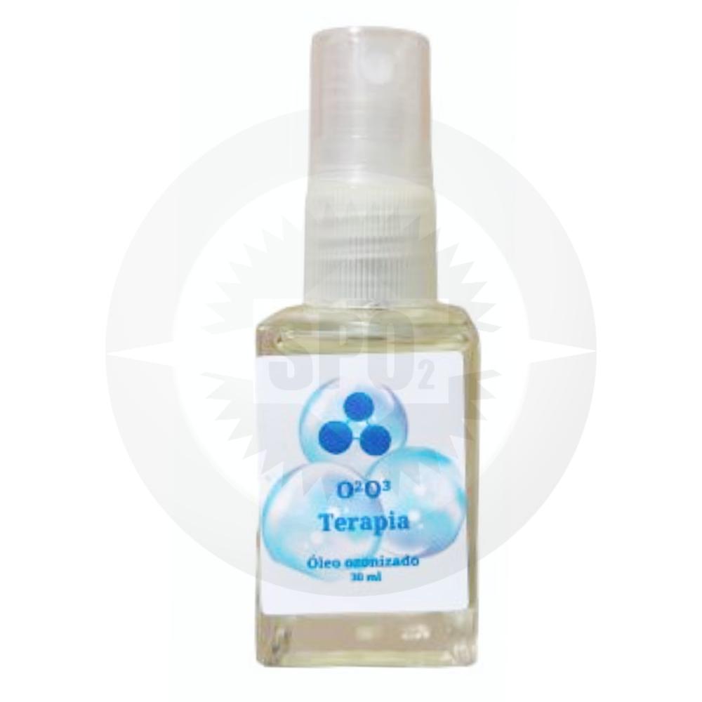 Óleo de girassol ozonizado – 30 ml